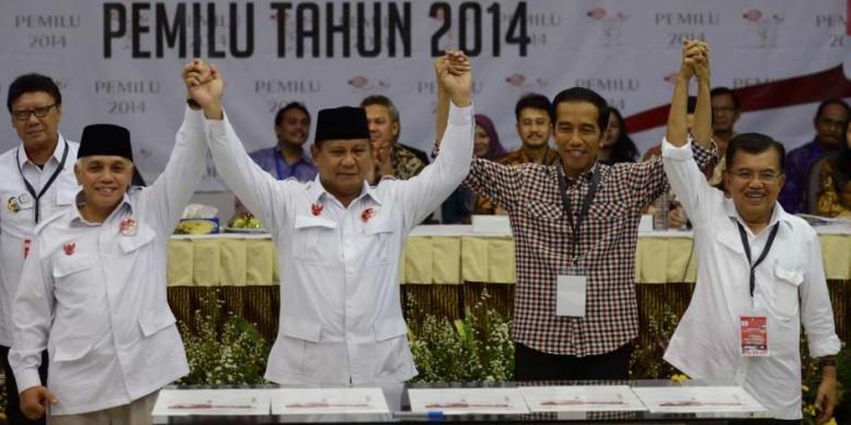 Teruntuk Para Simpatisan Prabowo dan Jokowi (1/6)